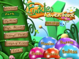 Lexicon annonce Finkles Adventure