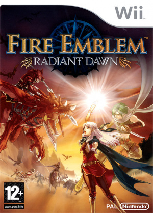 Fire Emblem : Radiant Dawn sur Wii