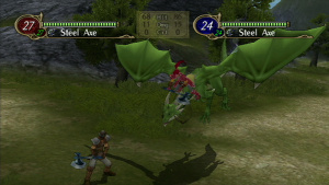 E3 2007 : Fire Emblem Goddess Of Dawn enflamme la Wii