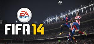 Jaquette de FIFA 14 sur Wii