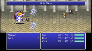 Final Fantasy IV : The After Years jouable en multi