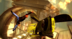 Premières images de FlatOut sur Wii