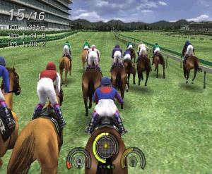 Images : G1 Jockey passe à la Wii