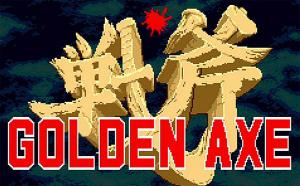 Golden Axe sur Wii