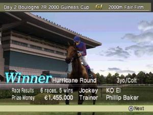 Images de G1 Jockey Wii 2008