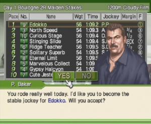 G1 Jockey Wii 2008