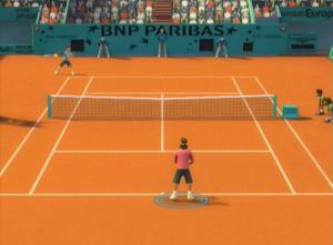 Grand Chelem Tennis repoussé
