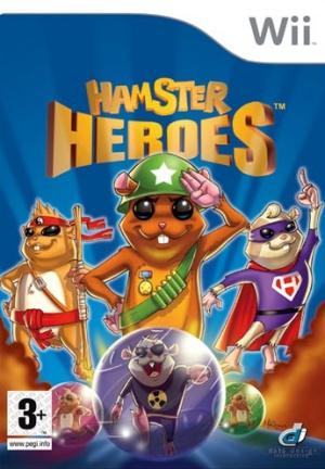 Hamster Heroes sur Wii