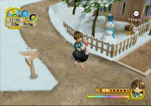 Images de Harvest Moon : Tree of Happiness