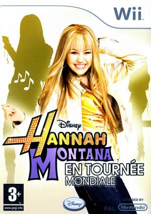Hannah Montana : En Tournée Mondiale sur Wii