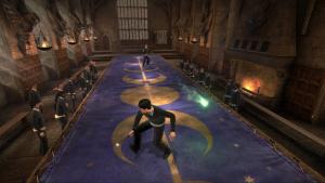 Harry Potter et le Prince de Sang-Mêlé - un jeu mené à la Wiimote