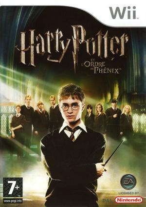 Harry Potter et l'Ordre du Phénix sur Wii
