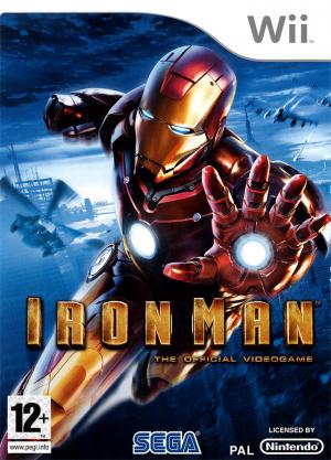 Iron Man sur Wii