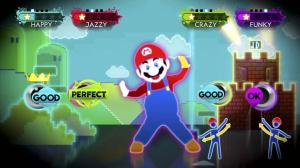 Mario se dandine dans Just Dance 3