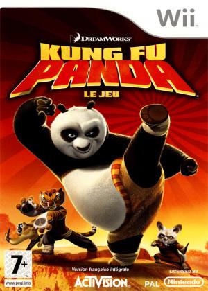 Kung Fu Panda : Le jeu sur Wii