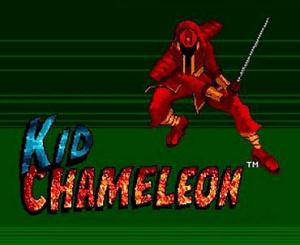 Kid Chameleon sur Wii