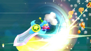 Images de Kirby's Adventure Wii