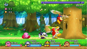 Kirby - E3 2011