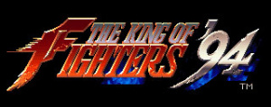 The King of Fighters '94 sur Wii