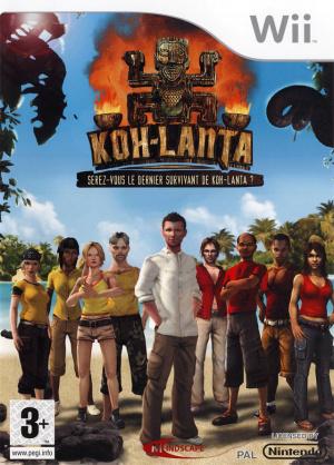 Koh-Lanta sur Wii