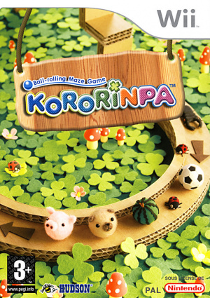 Kororinpa sur Wii