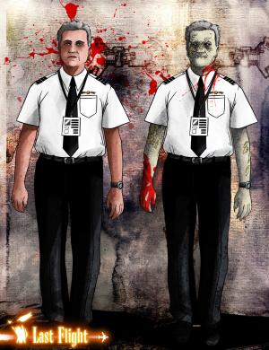 Last Flight : y a-t-il un vampire dans l'avion ?