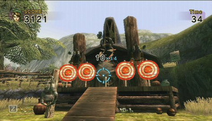 Images : Link's Crossbow Training