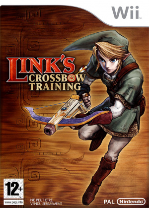 Link's Crossbow Training sur Wii