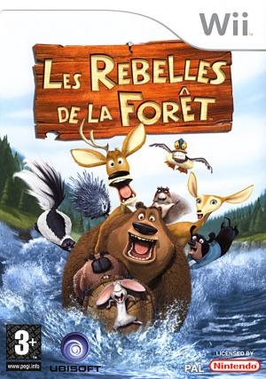 Les Rebelles de la Forêt sur Wii