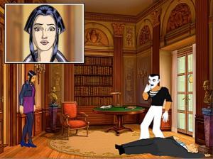 Images des Chevaliers de Baphomet sur Wii et DS