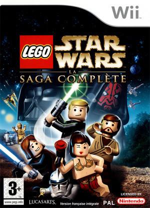LEGO Star Wars : La Saga Complète sur Wii