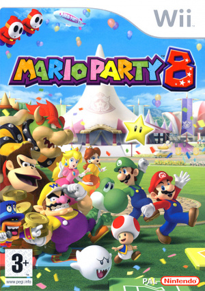 mario party 8 sur wii. Black Bedroom Furniture Sets. Home Design Ideas