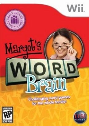 Margot's Word Brain sur Wii