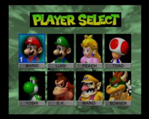 Test de mario kart 64 sur wii par - Tous les personnages mario kart wii ...