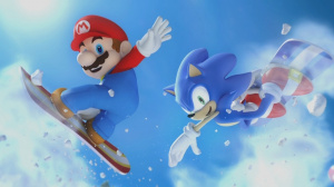 Mario & Sonic cartonnent aux Jeux Olympiques d'Hiver