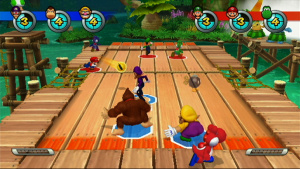 E3 2010 : Images de Mario Sports Mix