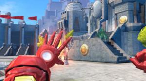 Une nouvelle date pour Marvel Super Heroes 3D : Grandmaster's Challenge