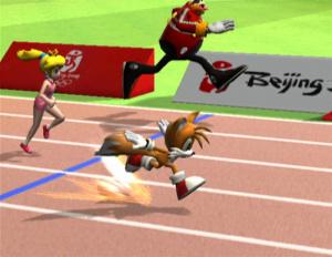Images : Mario & Sonic à la pointe de l'épée