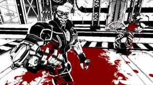 2009 - MadWorld : En rouge et noir
