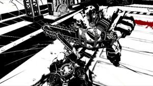 E3 2008 : MadWorld, un party-game sanglant