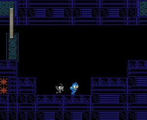 Mega Man 9 des images 8 bits
