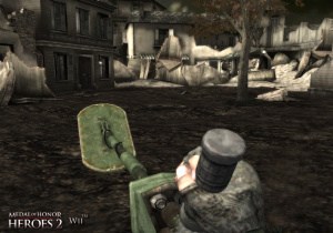 Images : Medal Of Honor Heroes 2 recharge