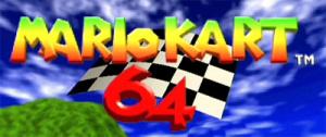 Mario Kart 64 sur Wii