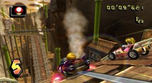 Mario Kart Wii aime le deux-roues
