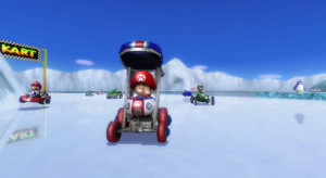 Images : Mario Kart Wii