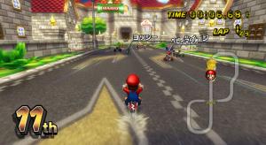 Mario Kart Wii : la jaquette européenne