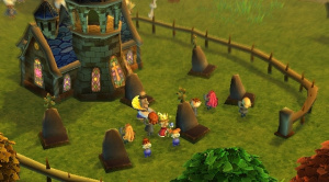 TGS 2008 : Images de Little King's Story