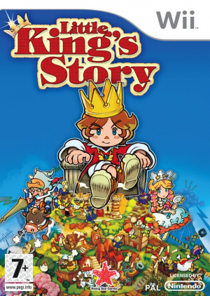 Little King's Story sur Wii