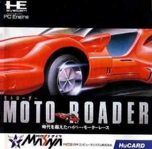 Moto Roader sur Wii