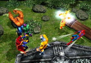 Images : Marvel : Ultimate Alliance sort les griffes